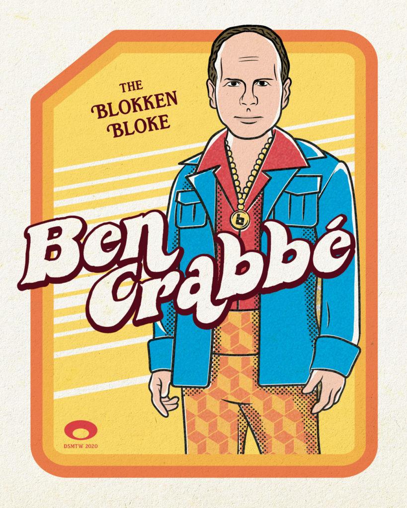 DSMTW Ben Crabbé