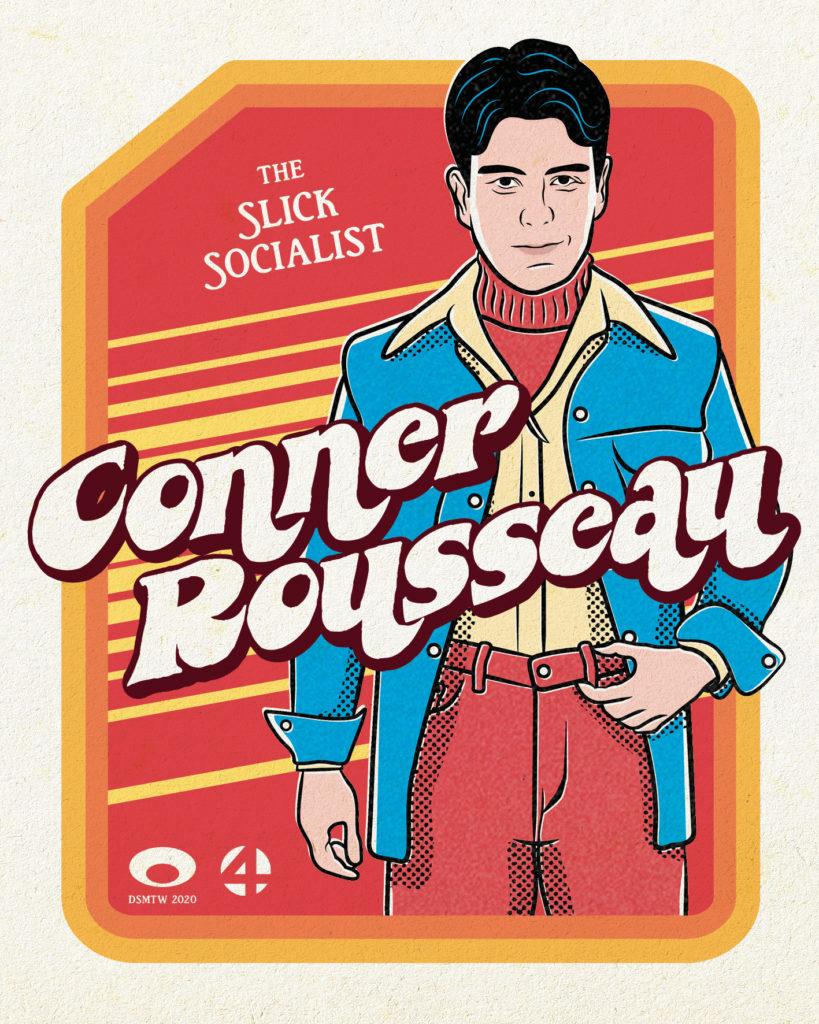 DSMTW Conner Rousseau