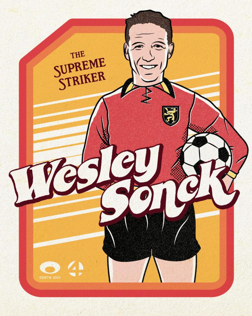 DSMTW Wesley Sonck