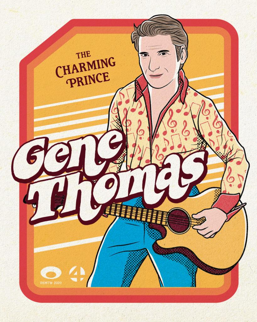 DSMTW Gene Thomas