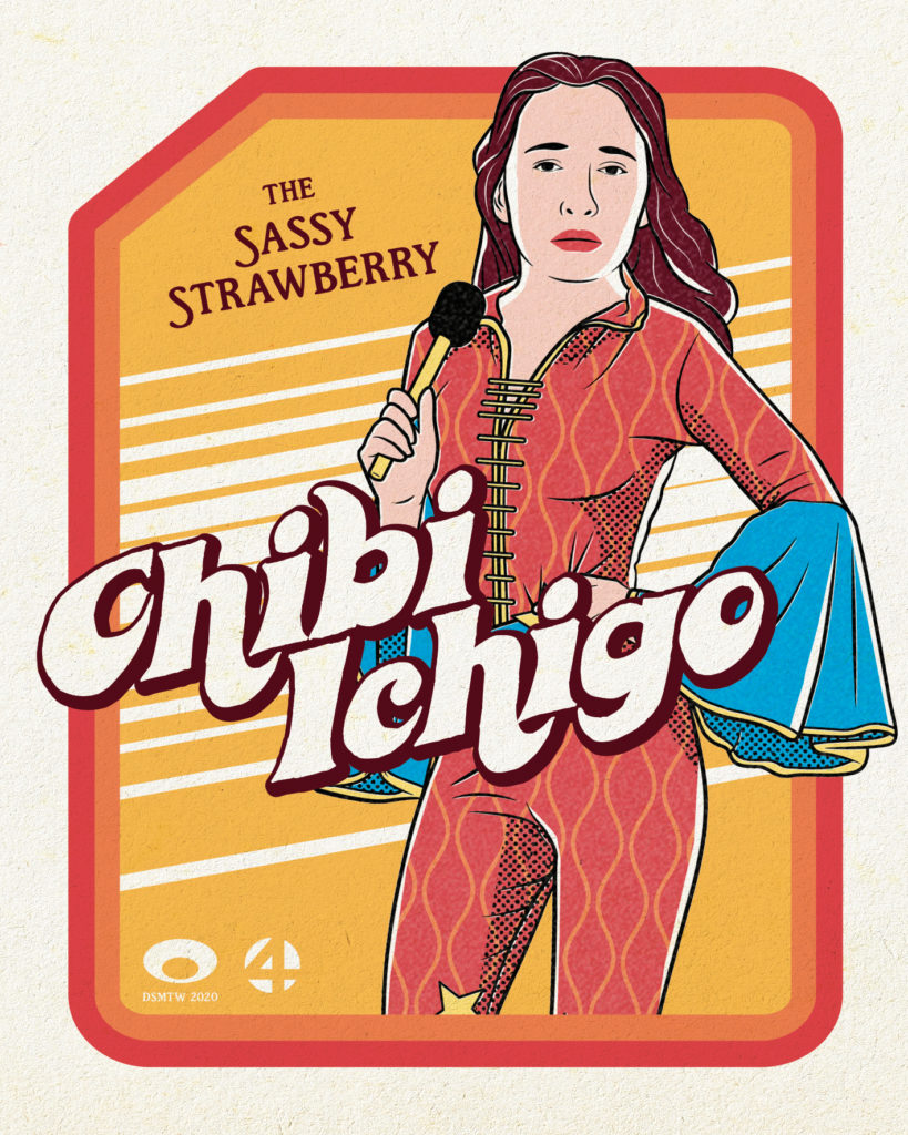 DSMTW Chibi Ichigo
