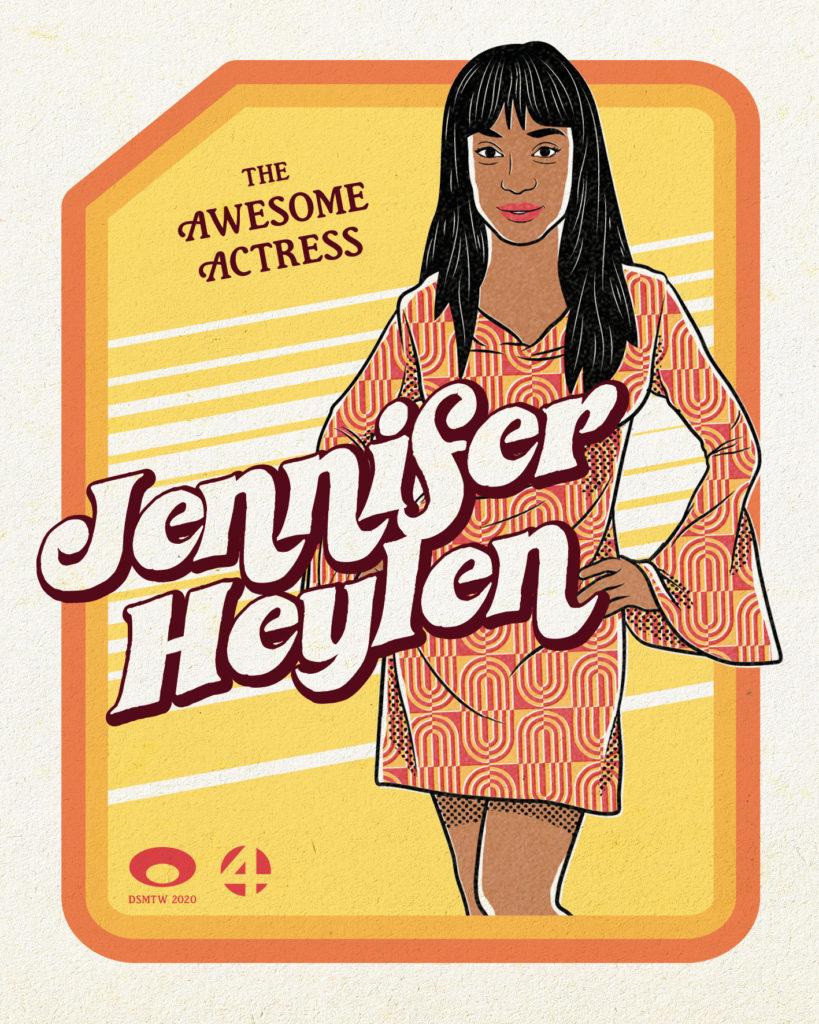 DSMTW Jennifer Heylen