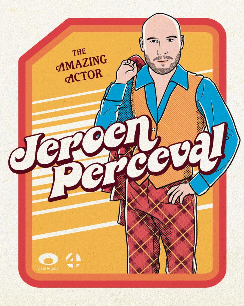 DSMTW Jeroen Perceval