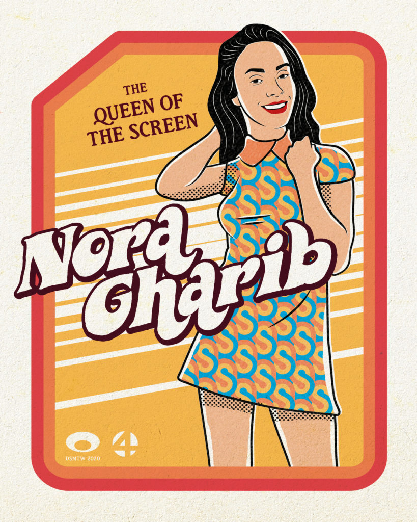 DSMTW Nora Gharib