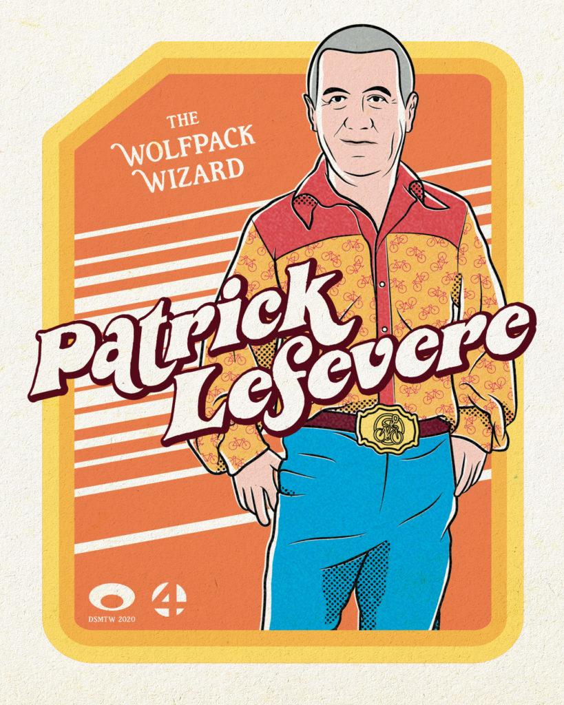 DSMTW Patrick Lefevere