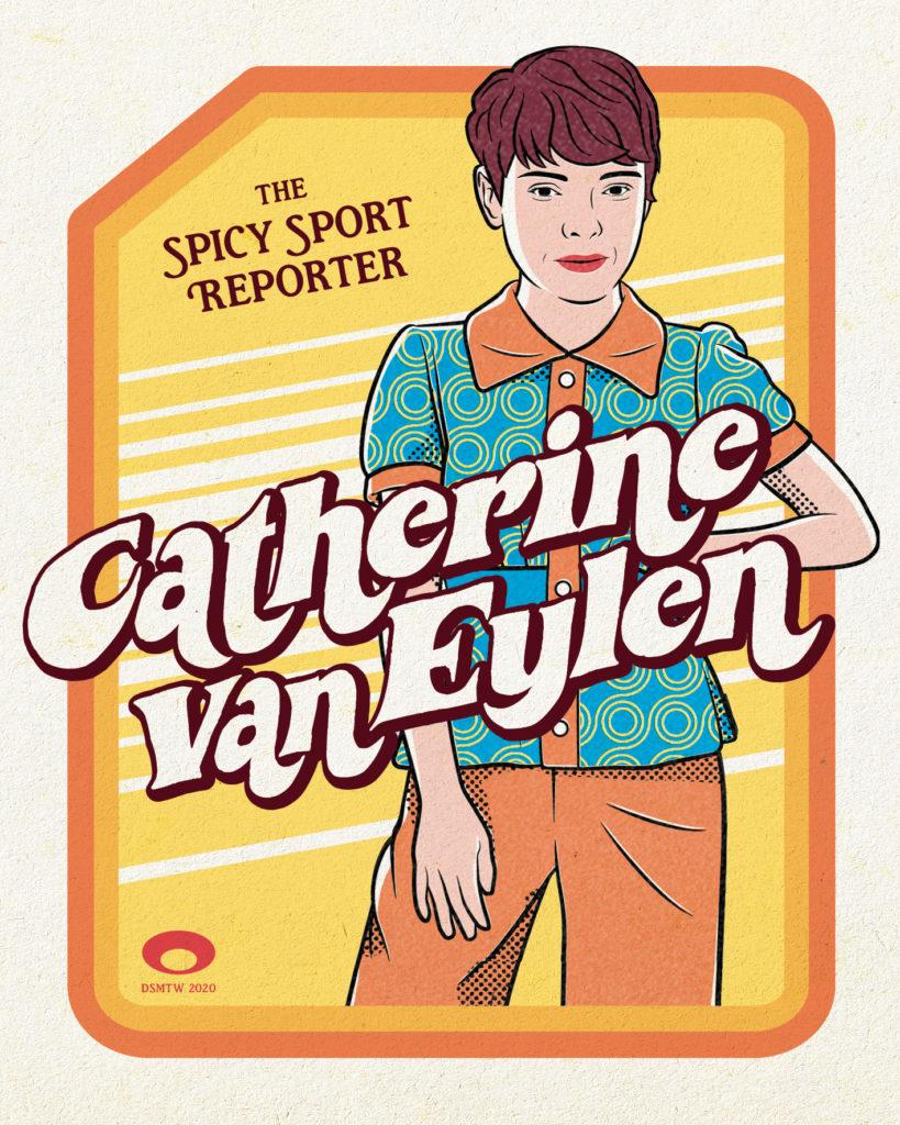 DSMTW Catherine Van Eylen