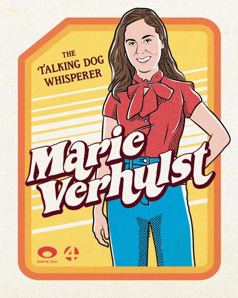 DSMTW Marie Verhulst