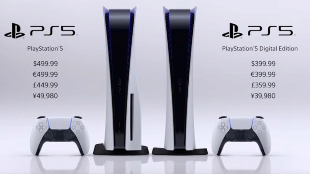 PlayStation 5 releasedatum prijs