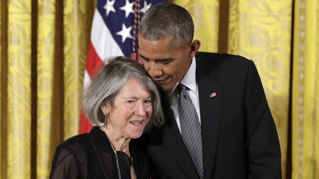 Nobelprijs Literatuur Louise Glück
