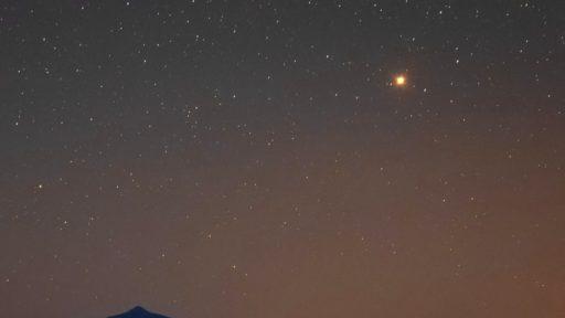 Mars zichtbaar blote oog oppositie