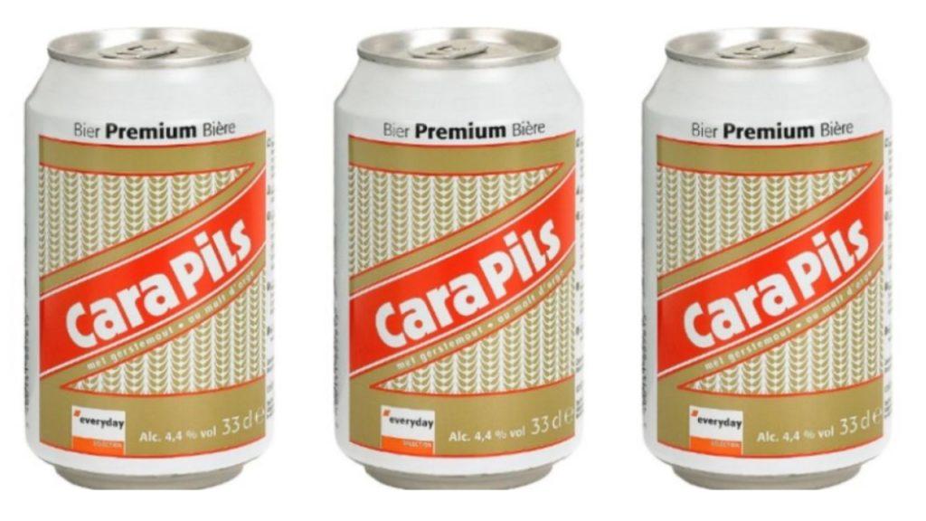 Colruyt cara pils majeur zwaar bier