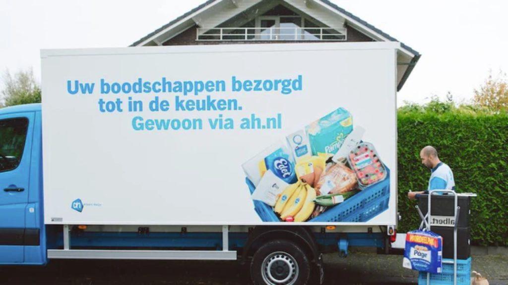 Albert Heijn Antwerpen levering thuis