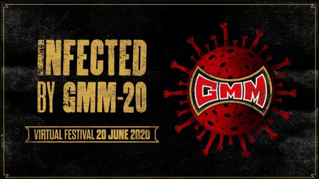 Graspop 2020 infected metal virtueel festival