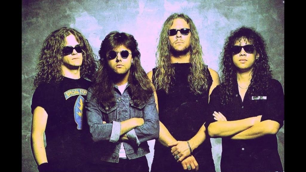 Metallica justice 1989 bootleg mondays