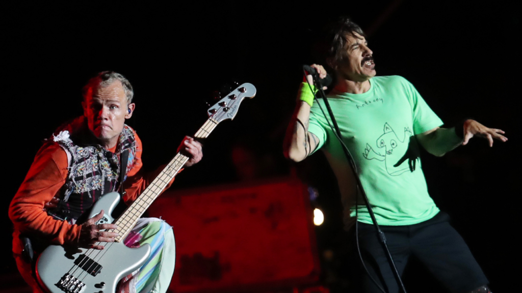 Red Hot Chili Peppers Rock Werchter 2021