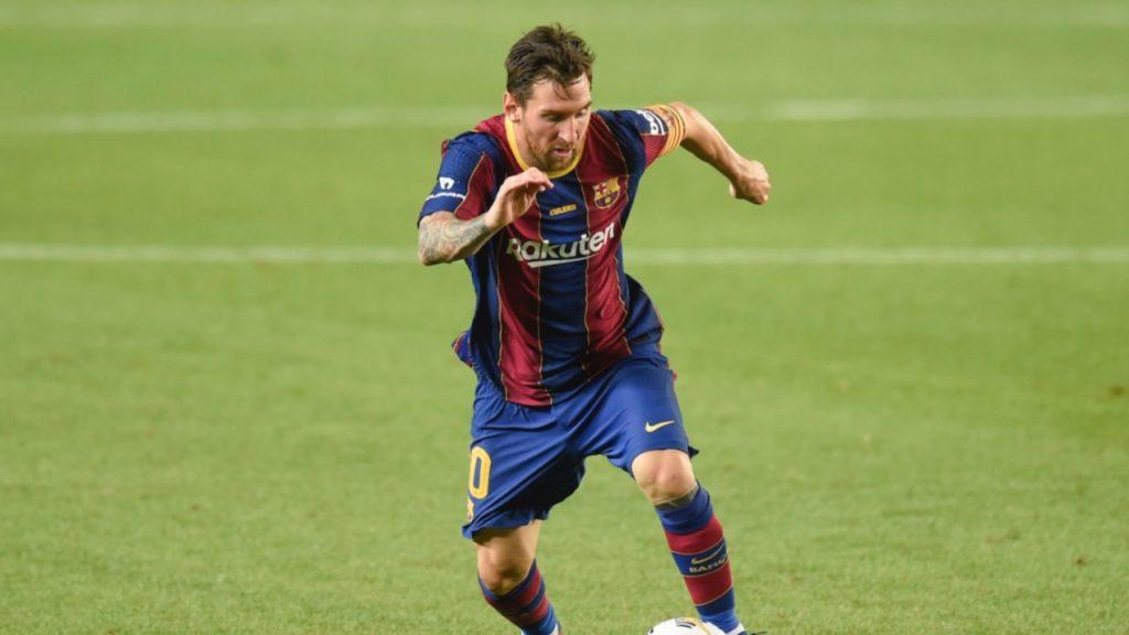 Lionel Messi meest waardevolle atleet ter wereld