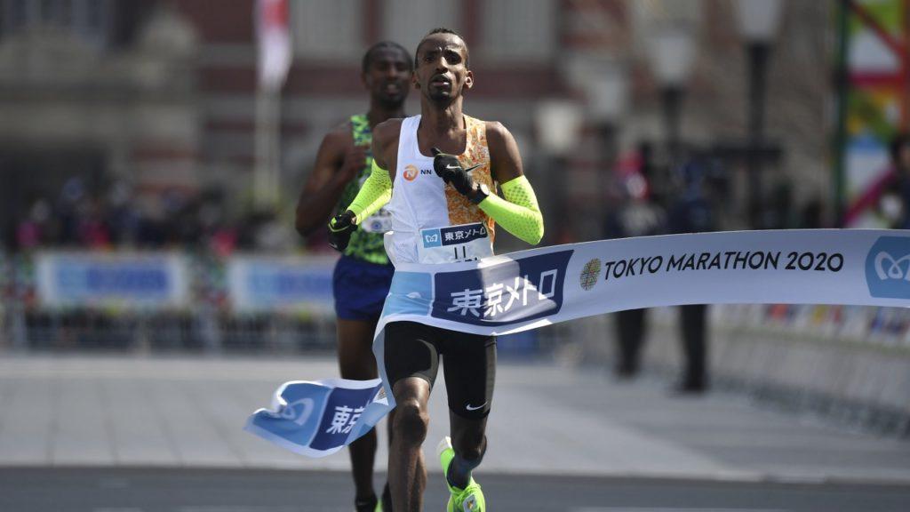 Bashir Abdi Marathon Tokio