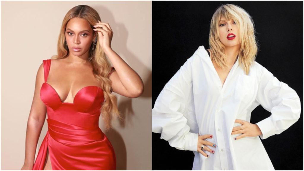 Beyoncé, Taylor Swift