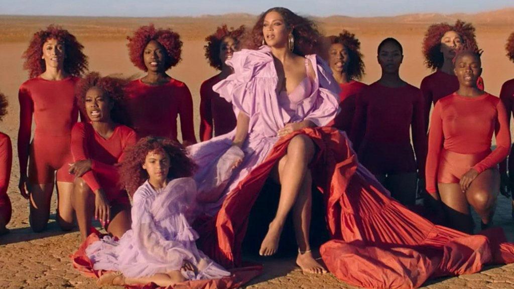 Beyoncé Blue Ivy Carter