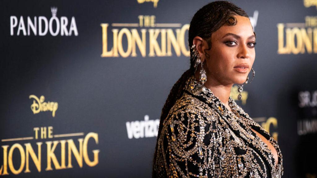 Beyoncé The Lion King Black is King Disney