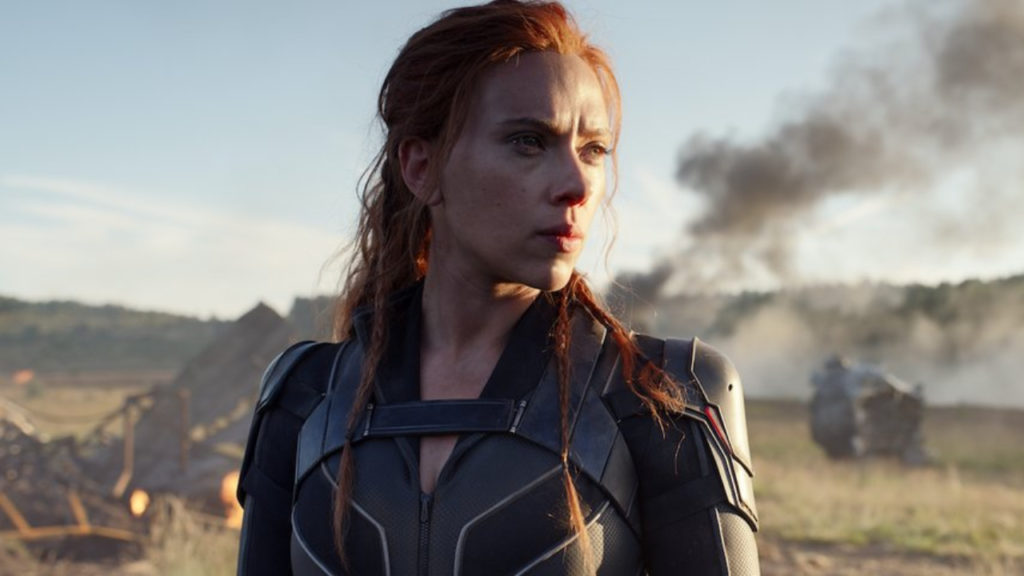 Black Widow Marvel Disney Release