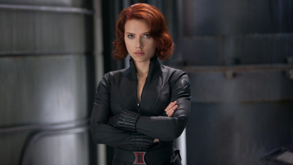 Black Widow Marvel Disney Release