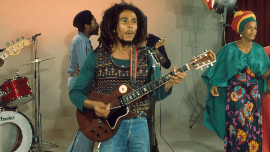 Bob Marley One Love Corona