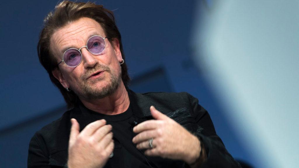 Bono U2 60 Muziek