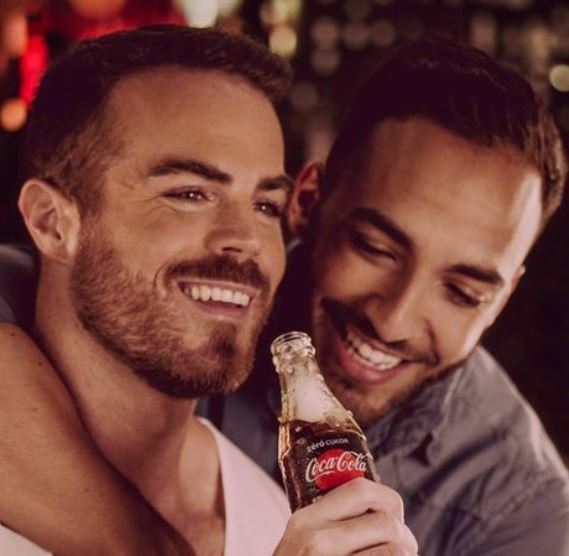 Coca Cola Love Revolution Poster