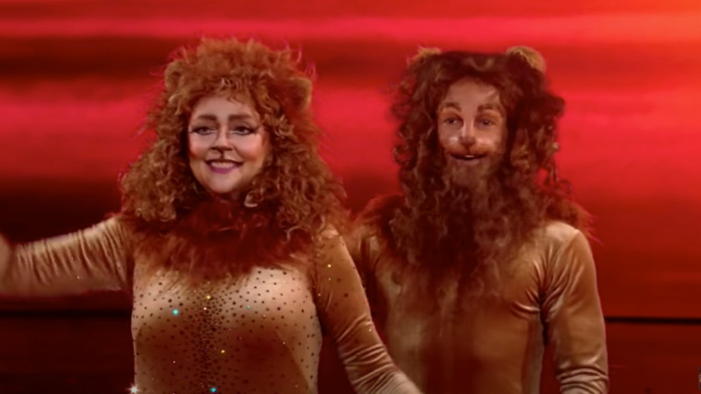 Carole Baskin The Lion King