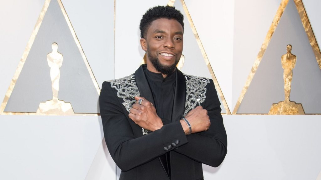Chadwick Boseman Oscars