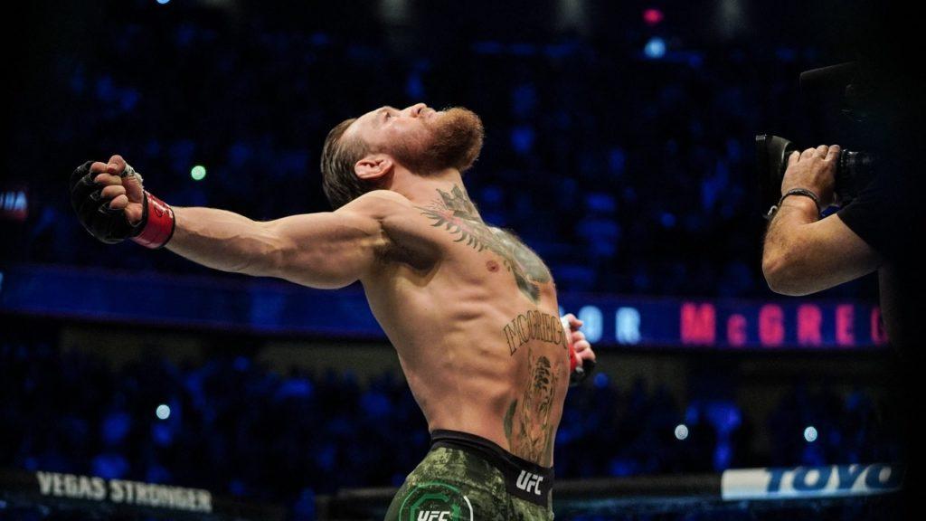 Conor McGregor UFC246