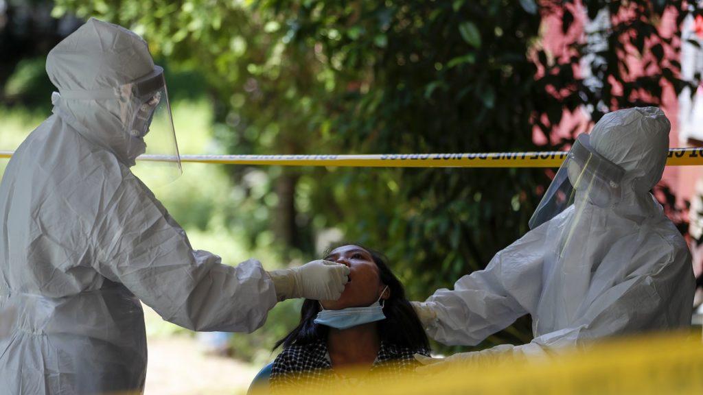 Coronavirus Myanmar