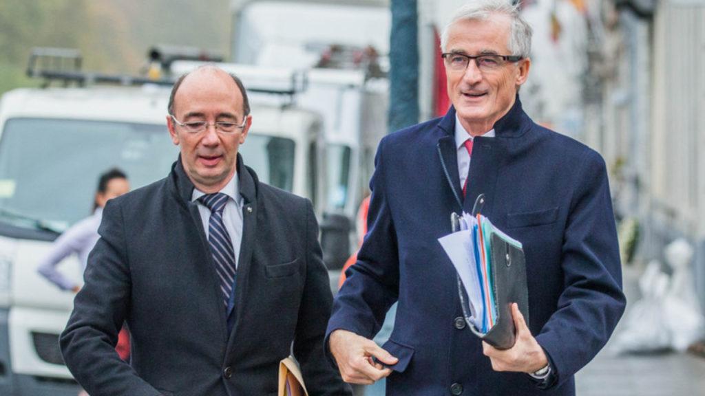 Rudy Demotte, Geert Bourgeois