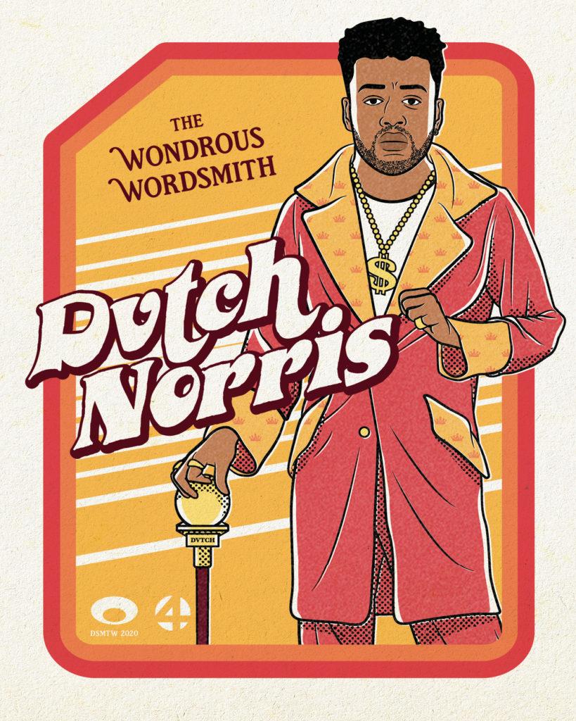 DSMTW Dvtch Norris