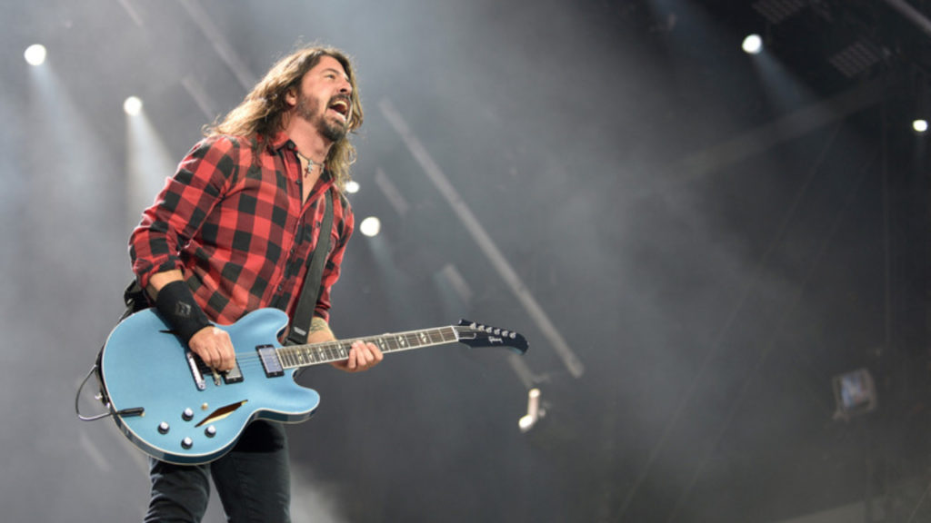Dave Grohl Foo Fighters 25