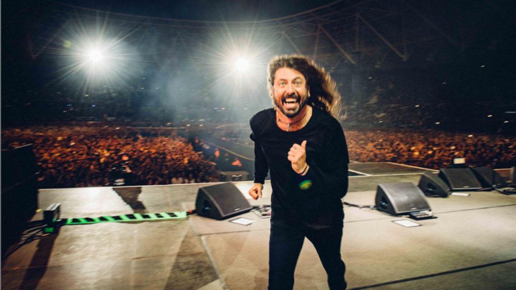 Dave Grohl Foo Fighters Memoires Biografie