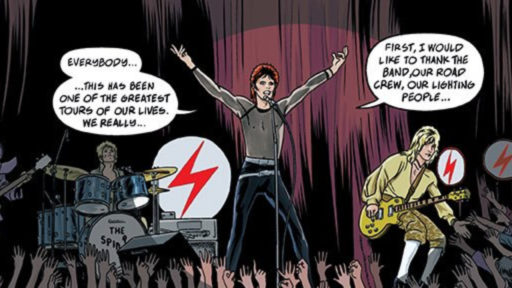 David Bowie Graphic Novel
