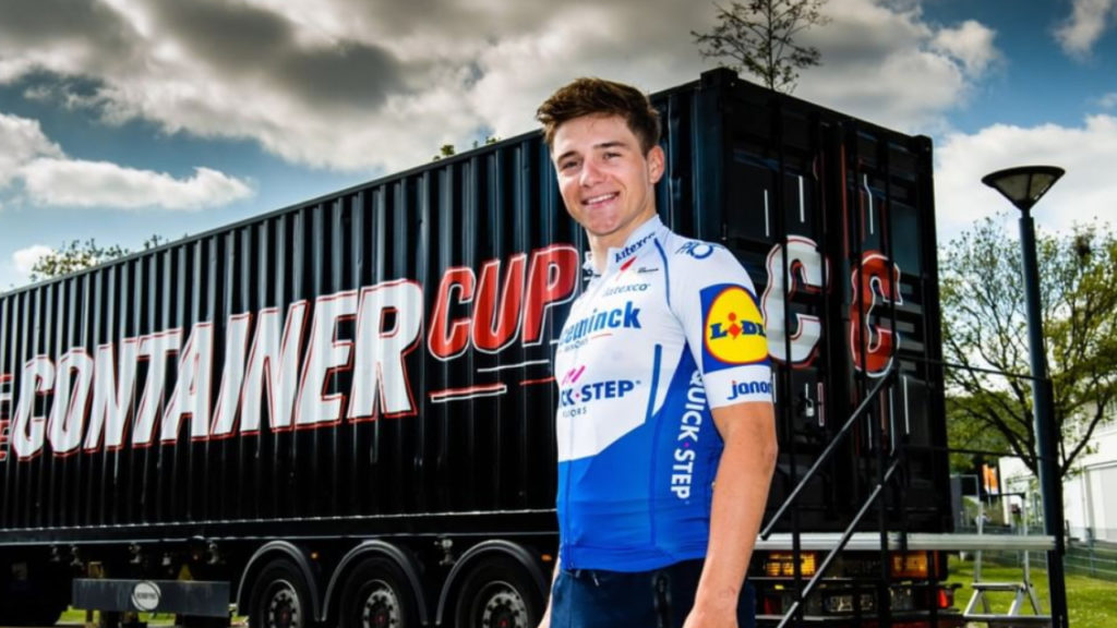 De Container Cup Verkocht VIER
