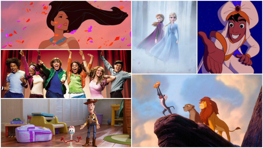 Disney Muziek Meezingen
