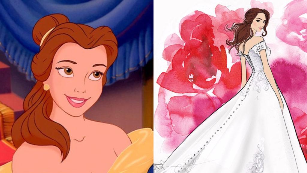 Disney gaat bruidscollectie lanceren
