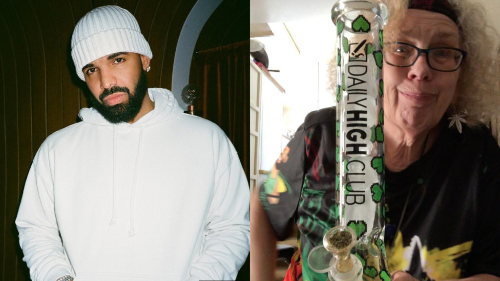 Drake + Dabbing Granny