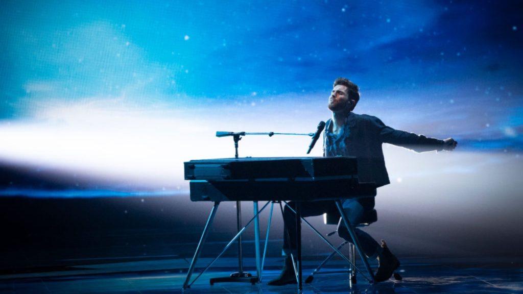 Duncan Laurence Eurovisie