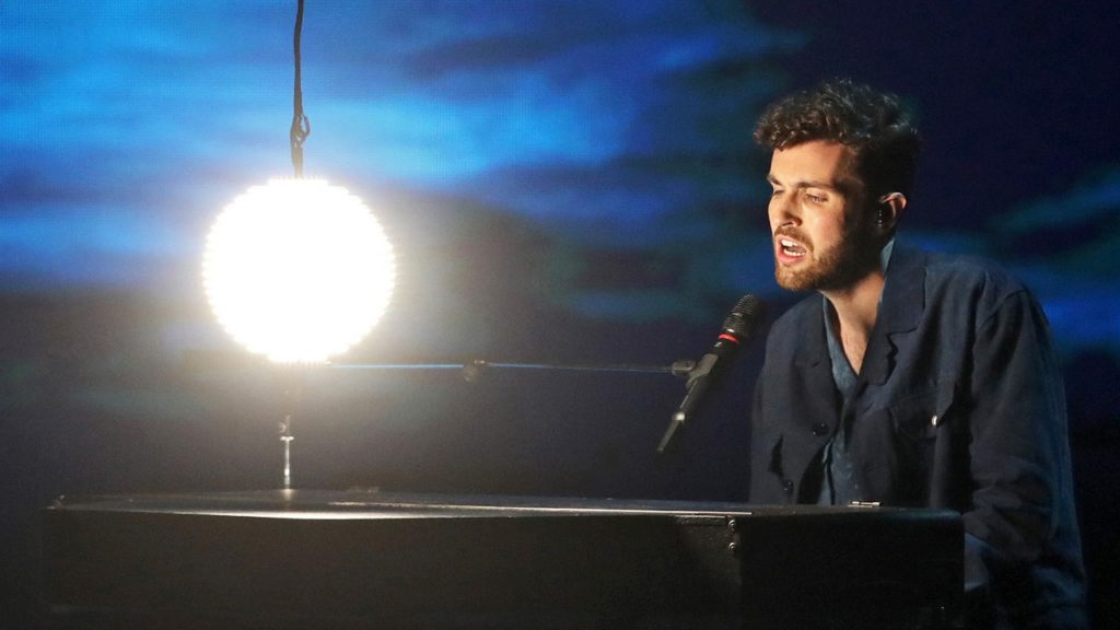 Duncan Laurence Eurovisiesongfestival 2020