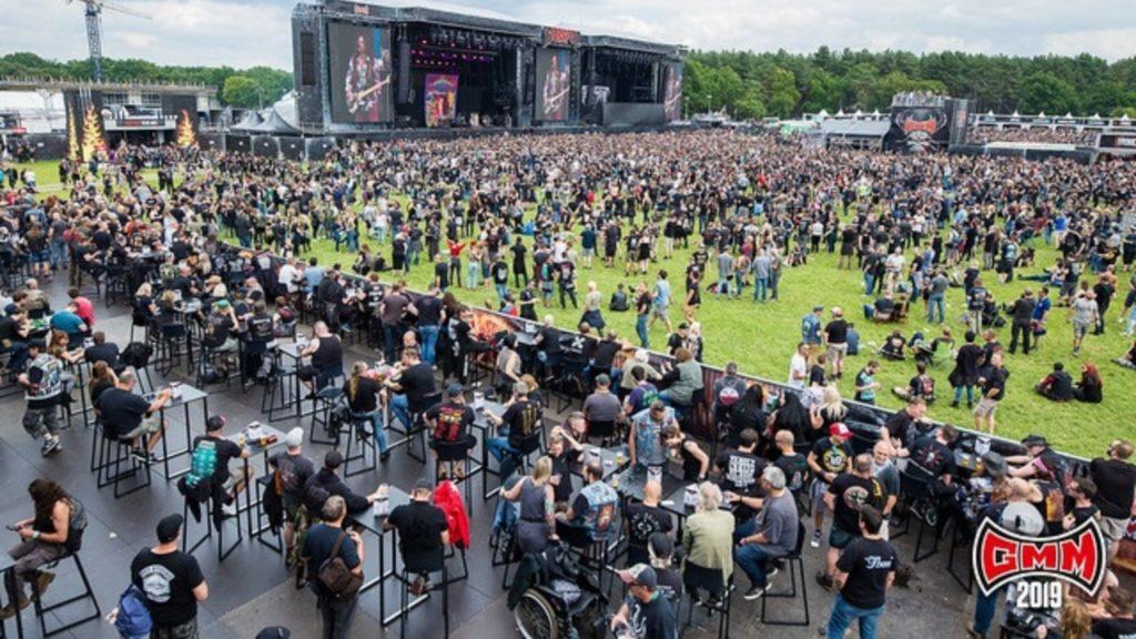Nieuwe namen Graspop 2021 Volbeat Korn Amenra Judas Priest
