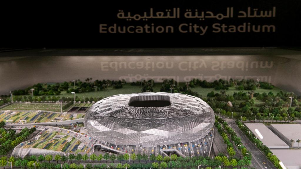 Education City Stadium Qatar