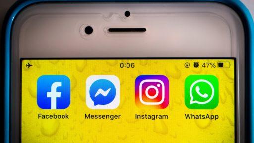 Facebook Messenger Instagram WhatsApp