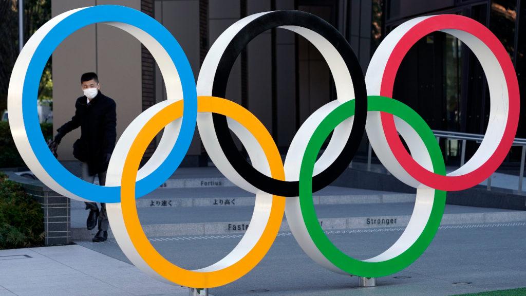 Olympische Spelen 2020 uitgesteld naar 2021.