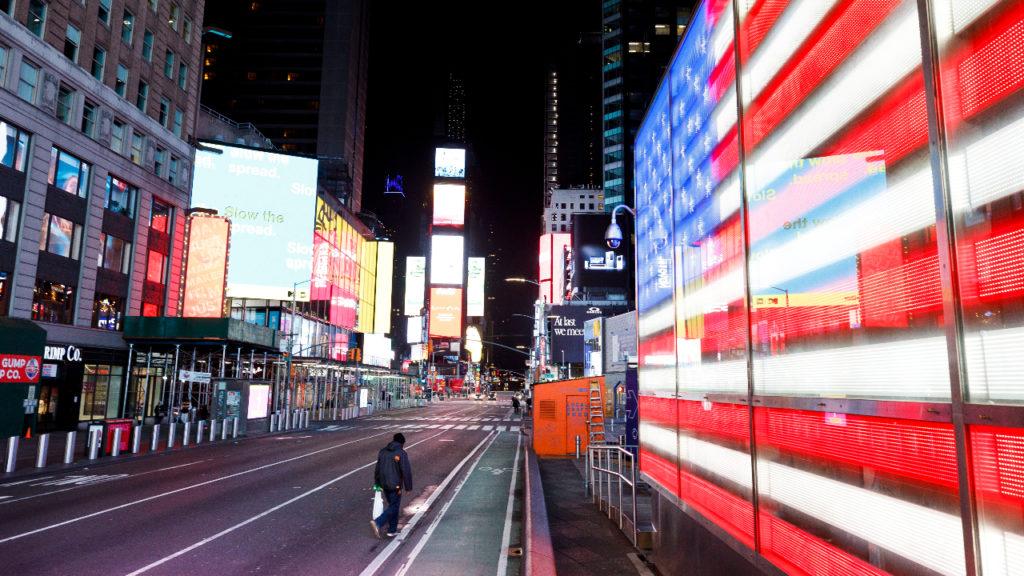 Meeste besmettingen ter wereld nu in de VS: twee patiënten per beademingstoestel in New York