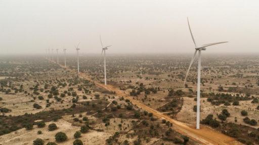 Grootste windmolenpark West-Afrika, Senegal